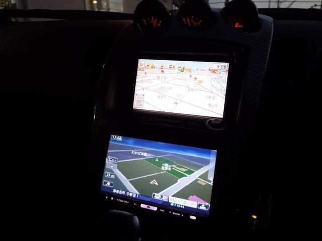 バージョンT HDDナビ ワンセグ ETC アルミホイール 本革シート シートヒーター HID キーレス パワーシート(10枚目)