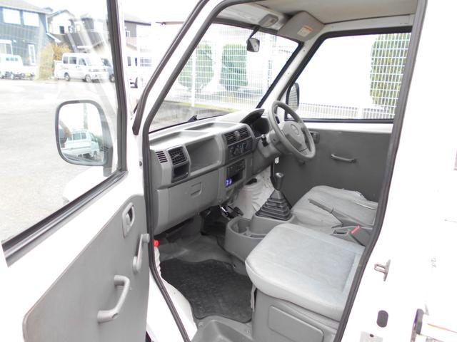 SD エアコン付き 5速MT車 最大積載量350キログラム(18枚目)