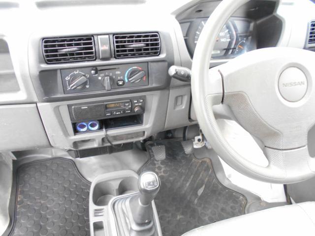 SD エアコン付き 5速MT車 最大積載量350キログラム(22枚目)