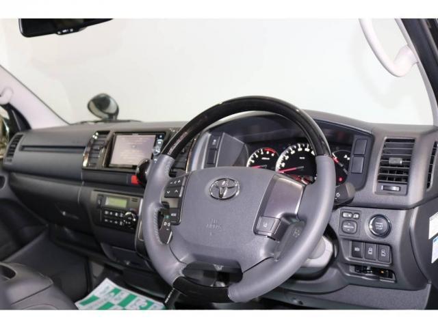 トヨタ ハイエースバン 2.8 スーパーGL ロング ディーゼルターボ ダークP T