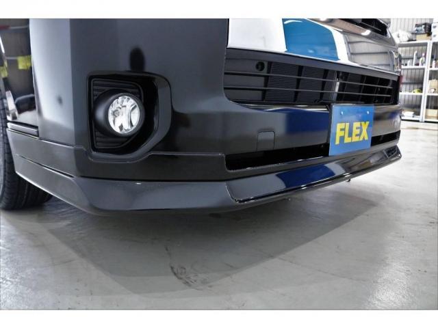 新品FLEXオリジナルフロントリップスポイラー?