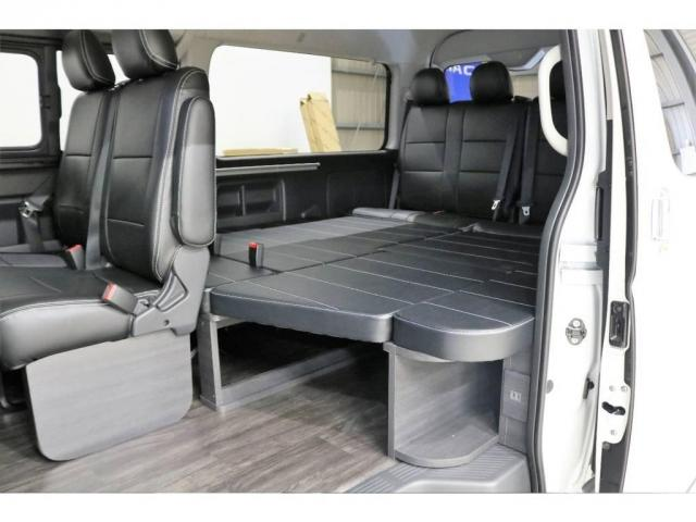 2.7 GL ロング ミドルルーフ 4WD 内装架装Vre1(2枚目)