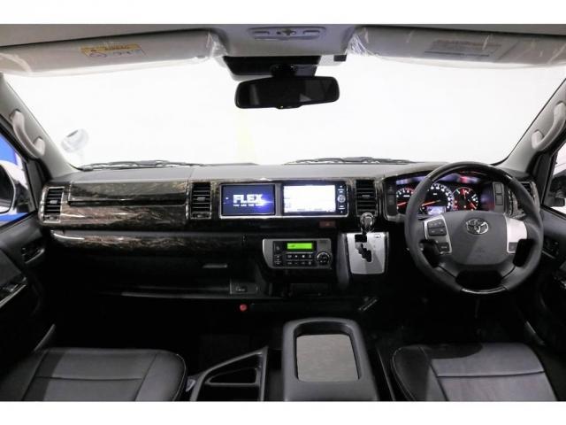2.7 GL ロング ミドルルーフ 4WD 内装架装Vre1(10枚目)