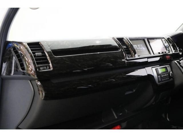 2.7 GL ロング ミドルルーフ 4WD 内装架装Vre1(11枚目)