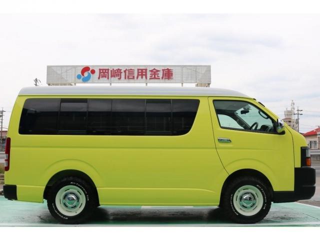 2.7 GL ロング ミドルルーフ 4WD CostLine(8枚目)