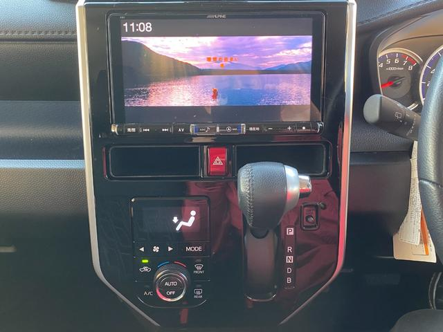 カスタムG-T アルパイン9インチナビ/バックカメラ/フルセグTV/モデリスタリアスポイラー/両側パワースライドドア/衝撃回避支援ブレーキ(3枚目)