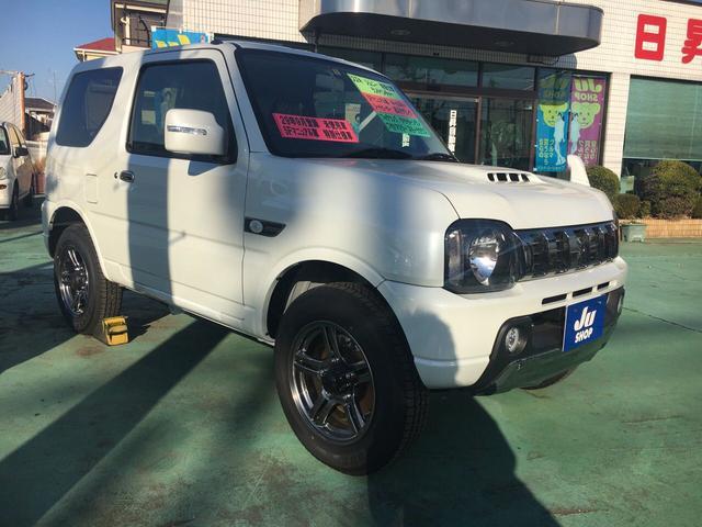 スズキ ジムニー ランドベンチャー 4WD 届出済未使用車