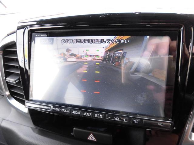 スズキ スペーシアカスタム XS 両側電動スライドドア 地デジTV アイドリングストップ