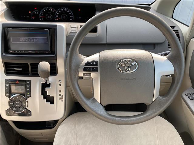 X Lセレクション 禁煙車 スマートキー 社外SDナビ フルセグ CD DVD Bluetooth バックカメラ 両側パワースライドドア HIDヘッドライト オートライト ビルトインETC(3枚目)