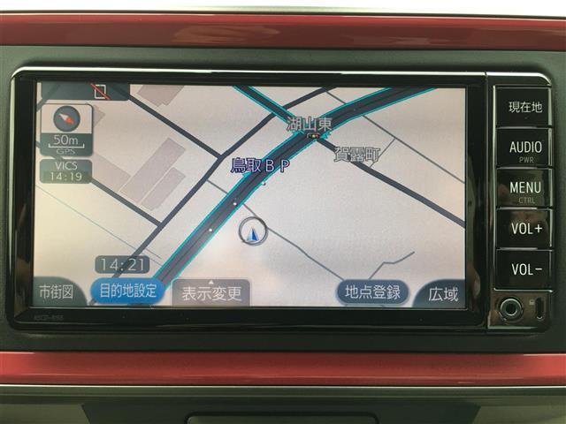 モーダ Gパッケージ ☆純正7型ナビ・地デジTV・バックカメラ・ETC・ワンオーナー・プッシュスタート・スマートキー・アイドリングストップ・横滑り防止・衝突軽減ブレーキ・Bluetooth(4枚目)