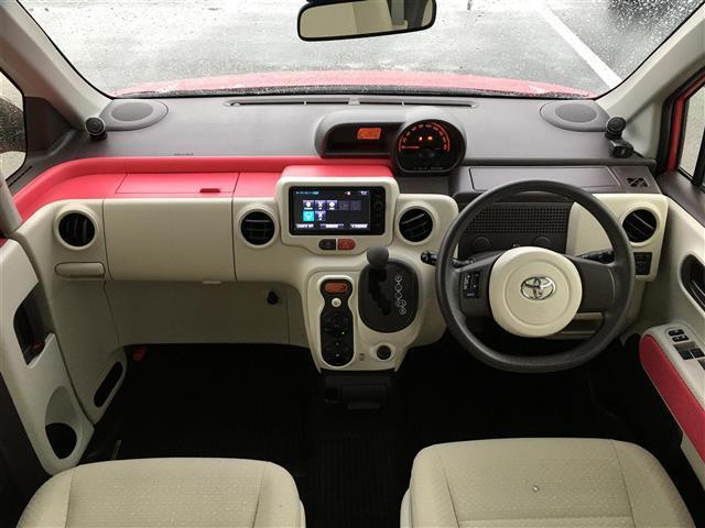 F スマートキー 純正メモリーナビ(NSZN-W64T)フルセグTV/CD/DVD/Bluetooth バックカメラ 片側パワースライドドア オートライト 前後コーナーセンサー ドライブレコーダー(3枚目)