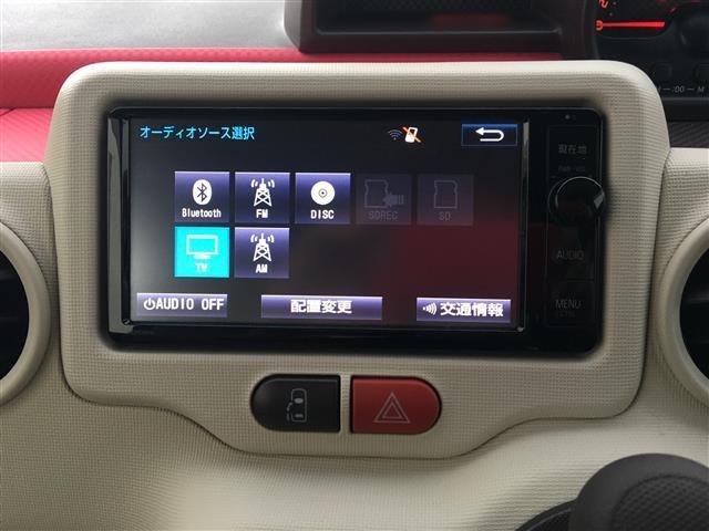 F スマートキー 純正メモリーナビ(NSZN-W64T)フルセグTV/CD/DVD/Bluetooth バックカメラ 片側パワースライドドア オートライト 前後コーナーセンサー ドライブレコーダー(9枚目)