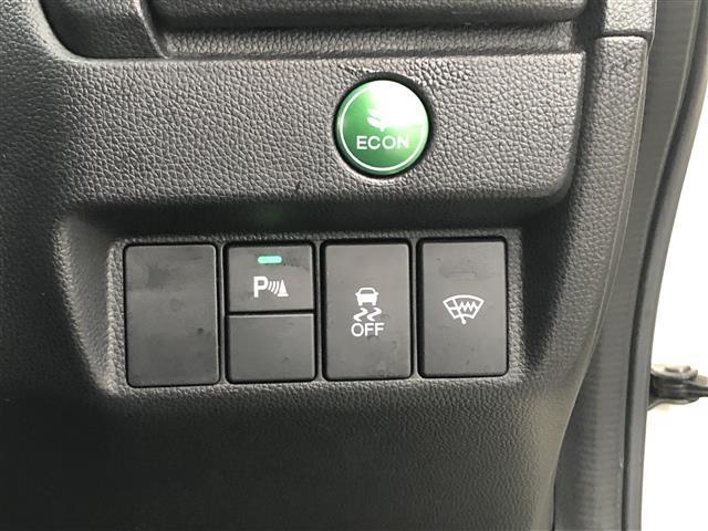 13G・Lパッケージ 4WD 社外メモリナビ(AVN-G03)(DTV/CD/DVD/AM/FM) LEDヘッドライト クリアランスソナーアイドリングストップ スマートキー プッシュスタート 横滑り防止装置(6枚目)