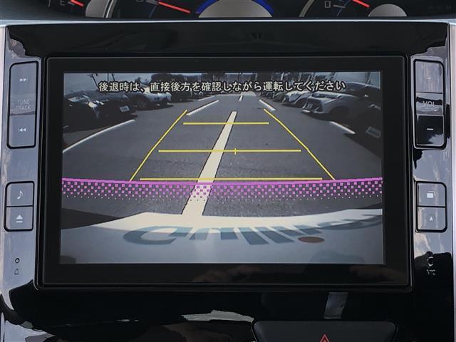 カスタムRS SA スマートアシスト/衝突回避支援ブレーキ機能/誤発進抑制機能(前方)/先行車発進お知らせ機能/純正メモリナビ(NSZN-W64DB)(DTV/CD/DVD/SD/BT/) 両側パワスラ(4枚目)