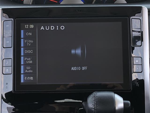 カスタムRS SA スマートアシスト/衝突回避支援ブレーキ機能/誤発進抑制機能(前方)/先行車発進お知らせ機能/純正メモリナビ(NSZN-W64DB)(DTV/CD/DVD/SD/BT/) 両側パワスラ(6枚目)