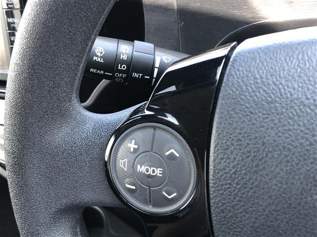 Sスタイルブラック トヨタセーフティセンス/衝突被害軽減ブレーキ/レーンディパーチャーアラート/オートマチックハイビーム/純正メモリナビ(NSCP-W64)/ワンセグ/CD/BT/バックカメラ/前席シートヒーター(4枚目)