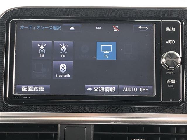 G クエロ 4WD トヨタセーフティセンス プリクラッシュセーフティシステム(PCS) レーンディパーチャーアラート(LDA) オートマチックハイビーム(AHB) 純正メモリナビ(NSZT-W66T)(4枚目)