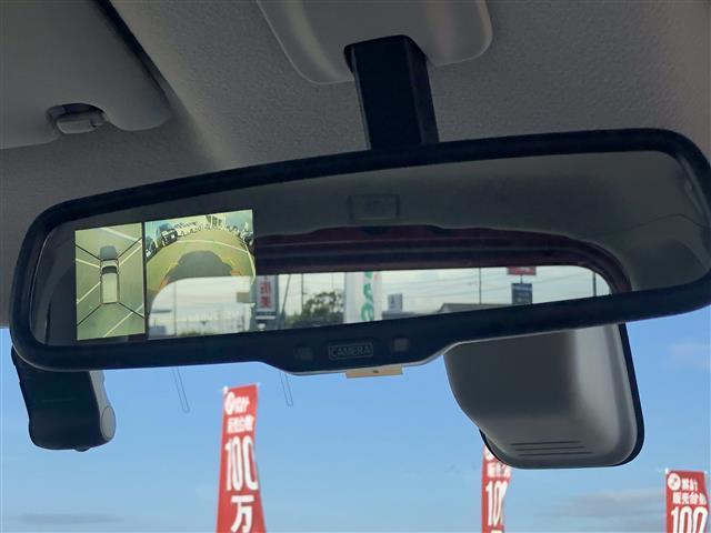 ハイウェイスター ターボ エマージェンシーブレーキ アラウンドビューモニター 純正メモリナビ(MM315D-W)(DTV/CD/DVD/SD/BT/AM/FM/AUX) インテリジェントルームミラー(6枚目)