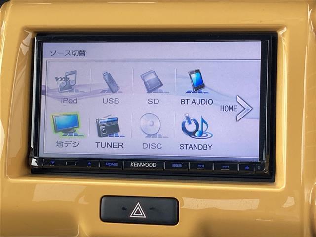 X ワンオーナー/純正メモリーナビ(FXM-E500)/フルセグTV/CD/DVD/Bluetooth/衝突被害軽減ブレーキ/HIDヘッドライト/オートライト/前方ドライブレコーダー/D席シートヒーター(4枚目)