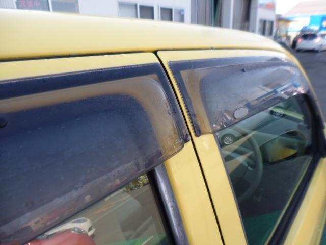 L 4WDサンシャインイエロー キーレス CD ABS(15枚目)