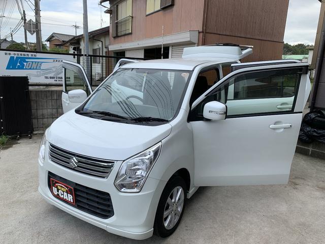 「スズキ」「ワゴンR」「コンパクトカー」「千葉県」の中古車49