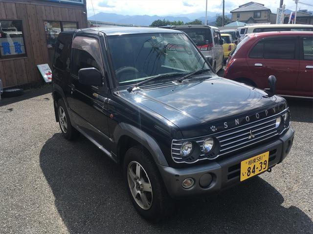 「三菱」「パジェロミニ」「コンパクトカー」「神奈川県」の中古車6