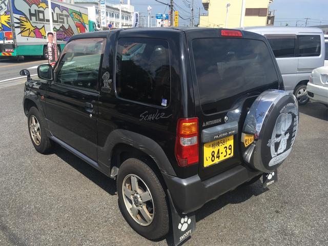 「三菱」「パジェロミニ」「コンパクトカー」「神奈川県」の中古車9