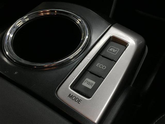 【EVモード・ECOモード・パワーモード】求める運転の仕方にあわせて走行方法を変更していただけます。