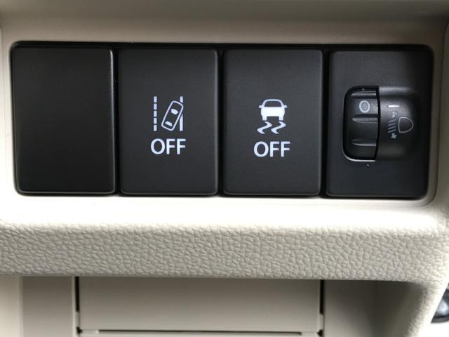 【横滑り防止機能】横滑り防止機能などの安全装置もついておりますので安心して運転していただけます。