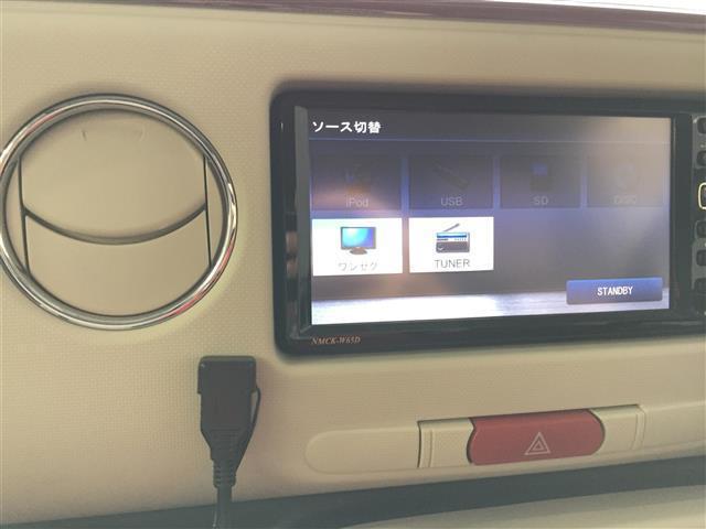 メモリーナビ ワンセグTV USBケーブル DVD再生 SDカード