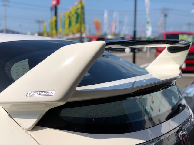 タイプR ユーロ TEIN車高調・RAYS18インチアルミ・無限リアスポイラー・SPOONブレーキ・フジツボマフラー(11枚目)