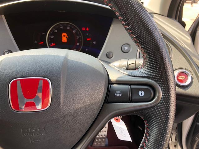 タイプR ユーロ TEIN車高調・RAYS18インチアルミ・無限リアスポイラー・SPOONブレーキ・フジツボマフラー(26枚目)