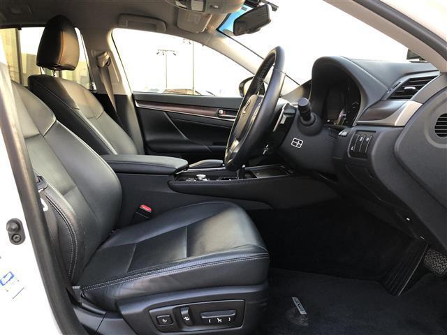 GS450h Iパッケージ 450h Iパッケージ 黒革シート/シートヒーター/運転席メモリーシート/純正アルミ(23枚目)