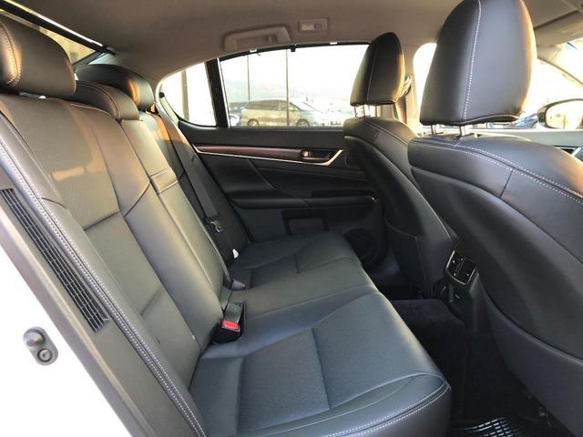 GS450h Iパッケージ 450h Iパッケージ 黒革シート/シートヒーター/運転席メモリーシート/純正アルミ(25枚目)