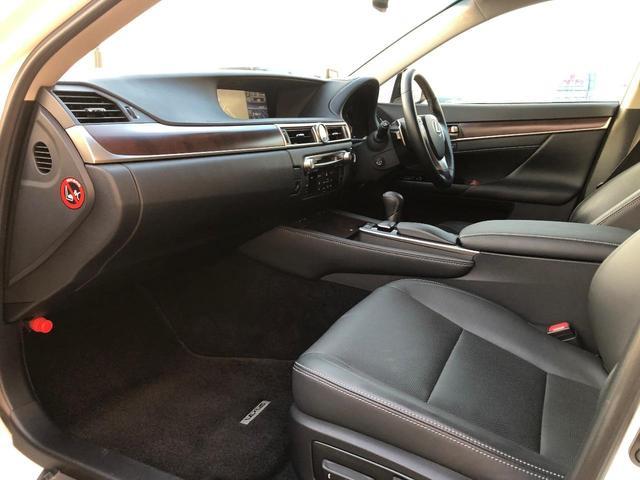 GS450h Iパッケージ 450h Iパッケージ 黒革シート/シートヒーター/運転席メモリーシート/純正アルミ(30枚目)