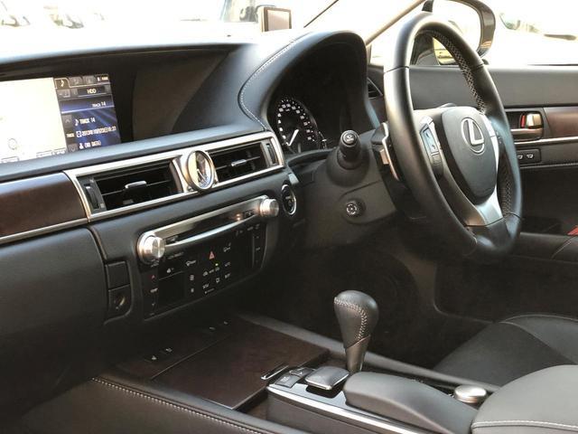 GS450h Iパッケージ 450h Iパッケージ 黒革シート/シートヒーター/運転席メモリーシート/純正アルミ(32枚目)