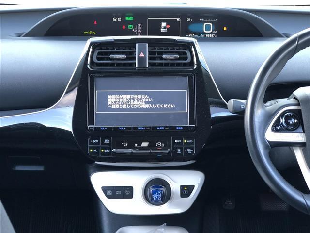 A 純正9インチナビ(CD/DVD/フルセグTV/Bluetooth)/バックカメラ/ETC/ヘッドアップディスプレイ/衝突被害軽減ブレーキ/車線逸脱警報装置(操舵支援機能付き)/レーダークルコン(18枚目)