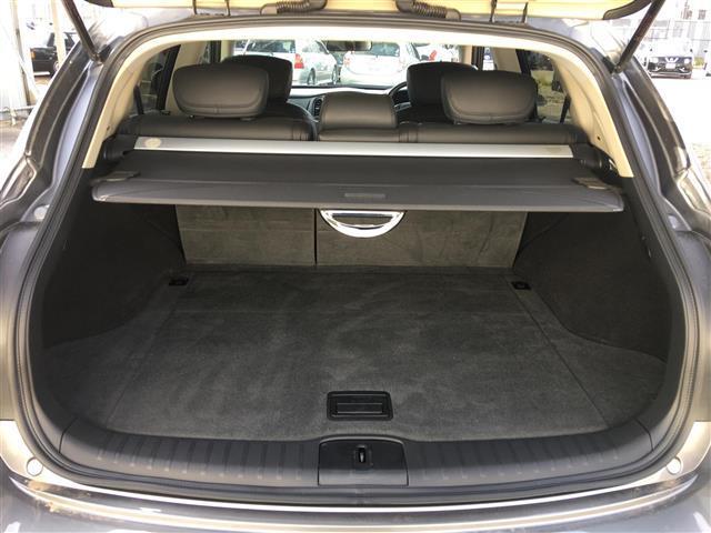 日産 スカイラインクロスオーバー 370GT FOUR 4WD ワンオーナー HDDナビ CD