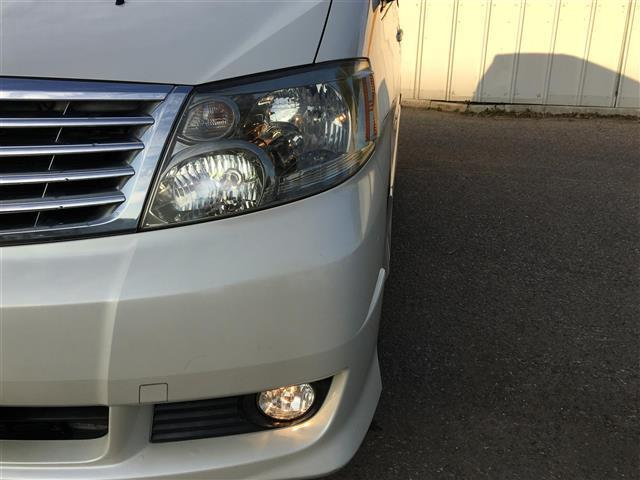 トヨタ アルファードV AS プレミアム アルカンターラ 両側パワスラ 4WD CD