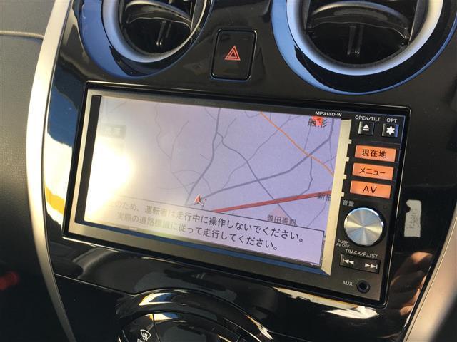 日産 ノート X DIG-S メモリーナビ フルセグ バックカメラ ETC