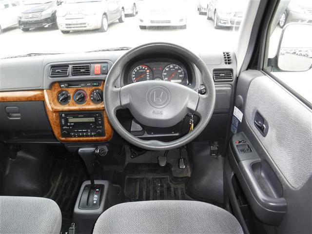 ホンダ バモス L 4WD CDオーディオ