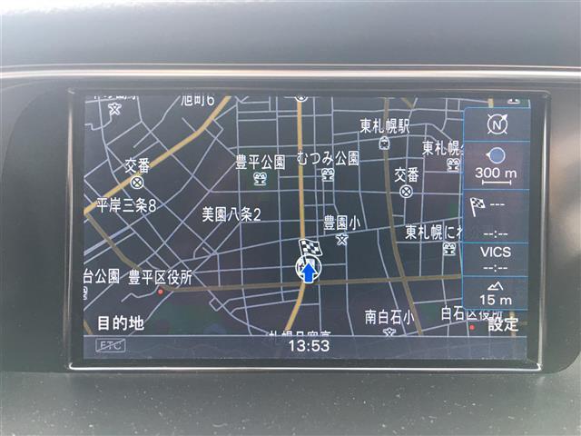 アウディ アウディ A4アバント アバント 2.0 TFSI メモリーナビ バックカメラETC