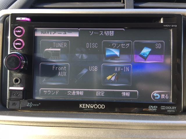 G Sパッケージ 社外ナビ ワンセグTV 4WD(18枚目)