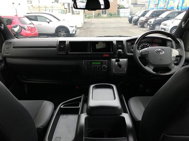 スーパーGLダークプライムIIワイド 4WD 登録済未使用車(3枚目)