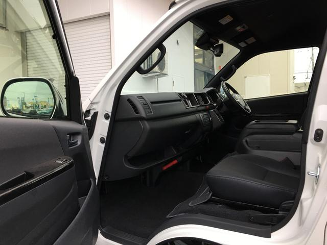 スーパーGLダークプライムIIワイド 4WD 登録済未使用車(13枚目)