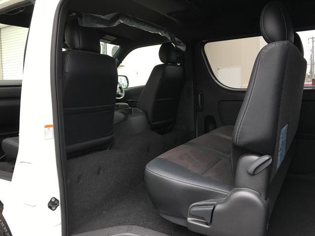 スーパーGLダークプライムIIワイド 4WD 登録済未使用車(14枚目)