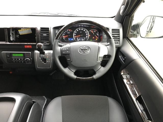スーパーGLダークプライムIIワイド 4WD 登録済未使用車(20枚目)