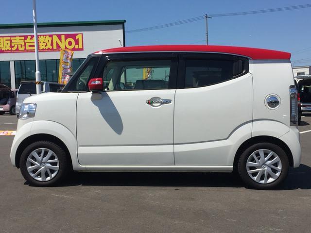 「ホンダ」「N-BOX」「コンパクトカー」「北海道」の中古車7
