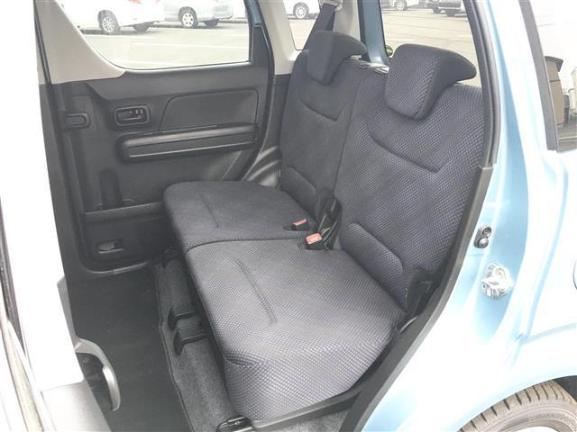 ハイブリッドFX 社外ナビ/FM/AM/BT/DVD/USB/アイドリングストップ/4WD/ABS/横滑り防止装置/シートヒーター/電格ミラー/ETC(14枚目)