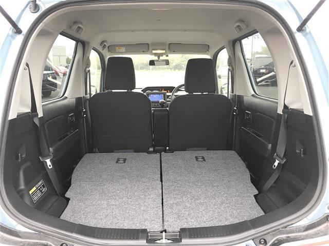 ハイブリッドFX 社外ナビ/FM/AM/BT/DVD/USB/アイドリングストップ/4WD/ABS/横滑り防止装置/シートヒーター/電格ミラー/ETC(17枚目)
